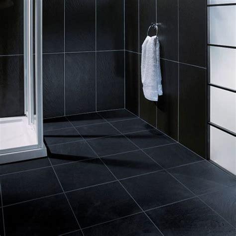 Schwarze Fliesen Bad by 23 Black Sparkle Bathroom Floor Tiles Ideas And Pictures