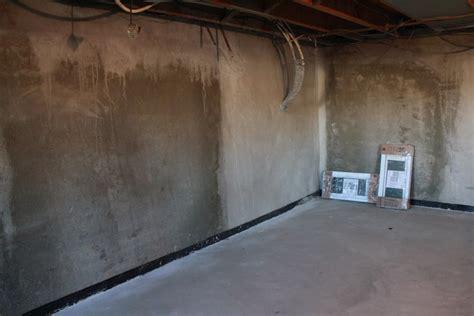 Waterproofing a New Foundation   Helitech Waterproofing