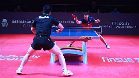 Table Tennis World Ranking History Brokeasshomecom