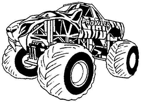 monster truck videos for kids online kids n fun kleurplaat monster trucks monster truck
