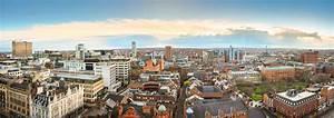 Panoramic View Of The Leeds Skyline