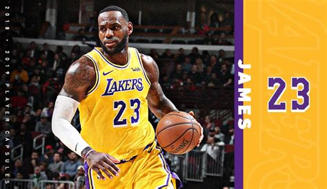 player capsules los angeles lakers