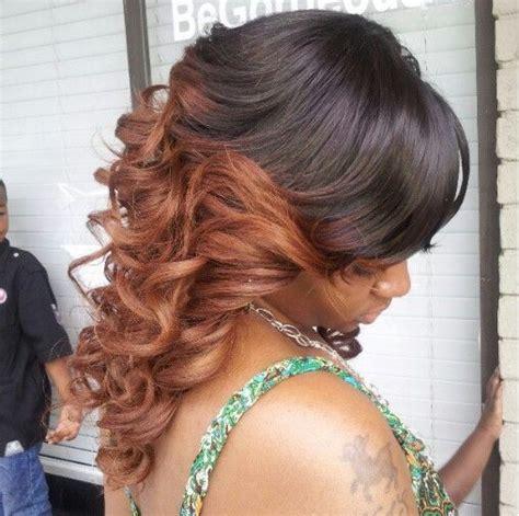 cute sew in hair styles pinterest