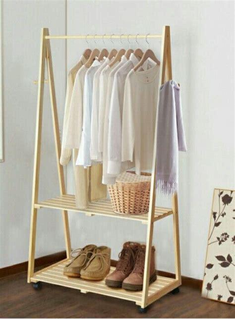 idea de perchero vestuario interiores elegantes coisas