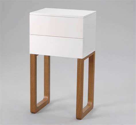 table de nuit largeur table de nuit 30 cm design en image