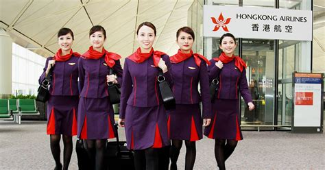 fly gosh hong kong airlines cabin crew recruitment