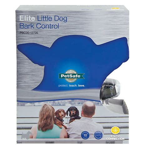 petsafe elite  dog bark control dog bark control