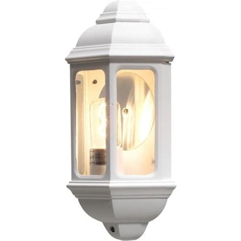 konstsmide cagliari single light outdoor wall fitting in