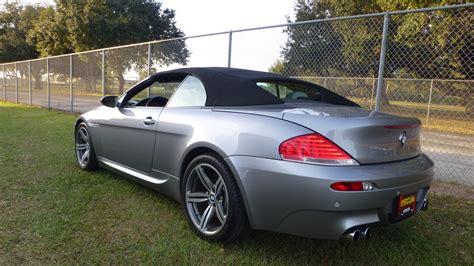 2007 Bmw M6 Convertible