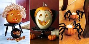 25, Easy, Pumpkin, Carving, Ideas, For, Halloween, 2019