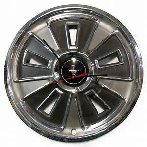 1966 Ford Mustang Hubcap Wall Clock - Retro Pony Car Hub Cap - Father's Gift For Him - Fall Home ...