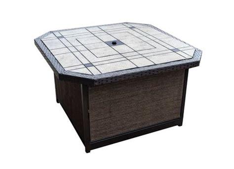 Las Brisas Fire Pit Table Top At Menards®