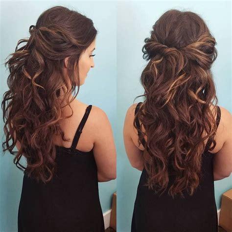 Half Up Half Formal Hairstyles For Hair by Half Up Half By Our Stylist Zenaida Beautybyzenaida