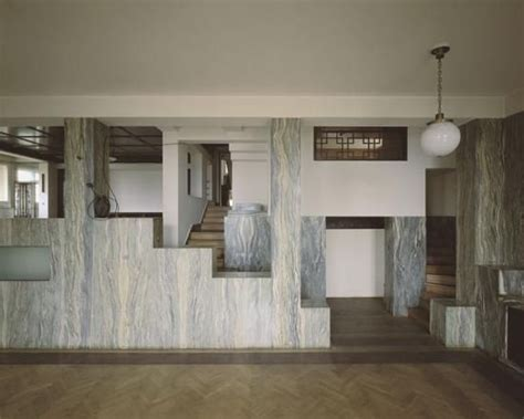 Adolf Loos Interior by Adolf Loos The Villa M 252 Ller Form Follows Function