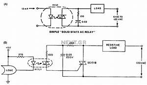 Ac-relay   Relay Circuits