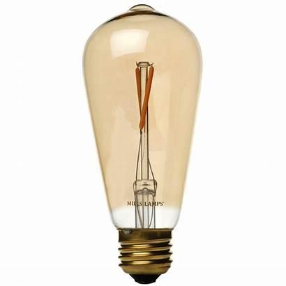 Edison Bulb Led Bulbs Filament 2w Equal