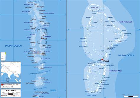 large physical map  maldives  airports maldives