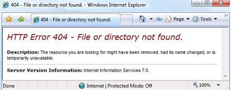 crack down on 404 errors in iis and asp apps leansentry blog