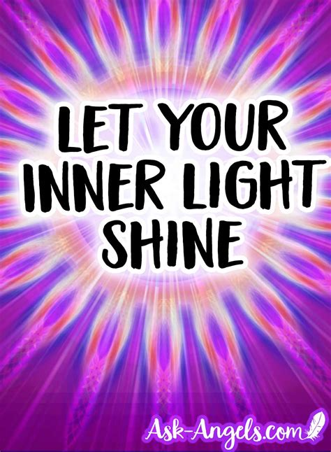 Your Inner Light by Let Your Inner Light Shine With Archangel Michael Ask