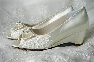 wedding shoes flower girl shoes wedge pump shoes by pink2blue With girls wedding dress shoes