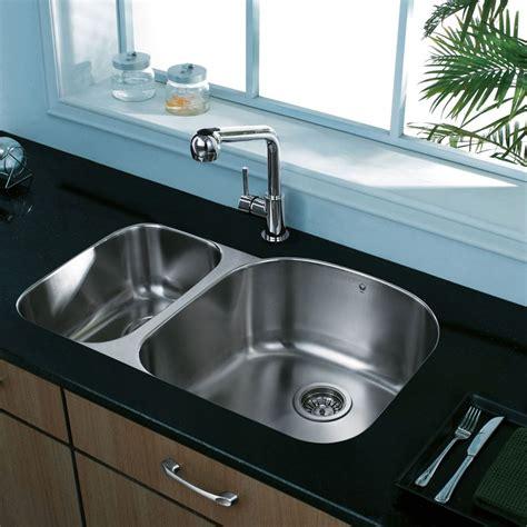9 inch kitchen sinks vigo industries vg3121rx 32 inch undermount bowl 7386