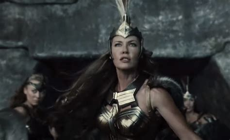 Submitted 9 months ago by abo12223. Justice League Star Connie Nielsen Voices Support For ...