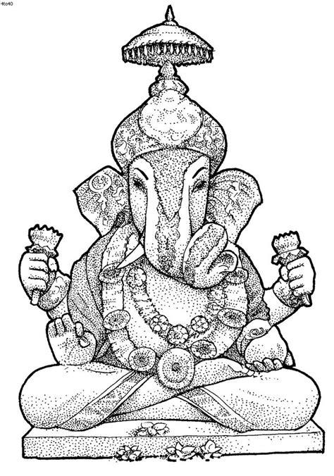 93 best images about Coloriage INDE & BOUDDHA on Pinterest | Dovers, Goddesses and Coloring