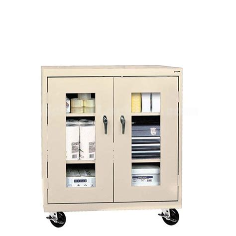 counter height storage cabinet mobile counter height storage cabinet with see through doors