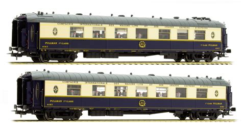 types of ls ls models set of 2 pullman cars type wp of ciwl cote d