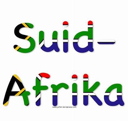 Suid Afrika Afrikaans Trots Idees Uit Juffrou