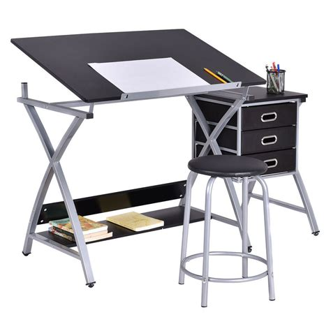 drafting table art craft drawing desk art hobby folding