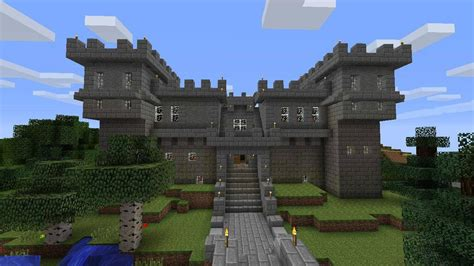 Fortress -minecraft By Bexrani On Deviantart