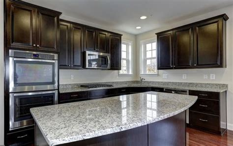 santa cecilia light granite kitchen pictures santa cecilia light granite backsplash help 9269