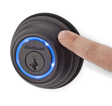 kevo door lock kwikset introduces kevo plus offering remote access to