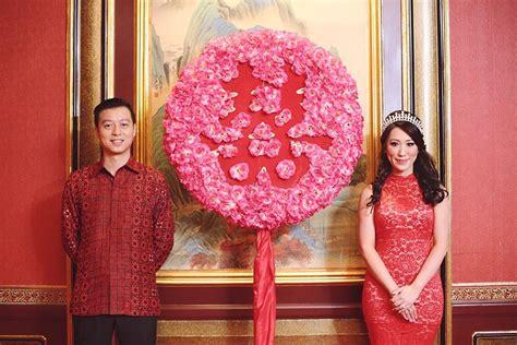 pernikahan simpel  elegan  shangri la hotel jakarta