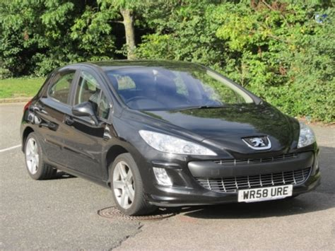 peugeot 303 for sale used black peugeot 308 2008 petrol excellent condition for