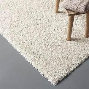 tapis beige shaggy lizzy l160 x l230 cm leroy merlin With tapis shaggy avec canapé lit matelas