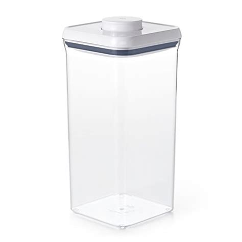 bulk storage containers for kitchen food oxo grips pop container airtight food storage 5 5 9338