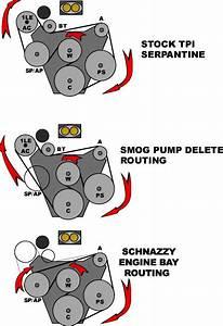 Drive Belt A Diagram 305 5 0