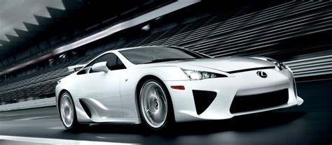 Lexus Lfa, El Poder De La Ingeniería Artesanal • Vayalujo