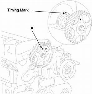 2007 Kia Sportage Timing Belt