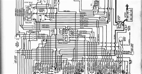 Free Auto Wiring Diagram Ford Fairlane Custom