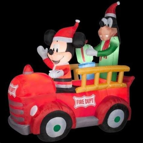 cheap mickey mouse christmas inflatable  listly list