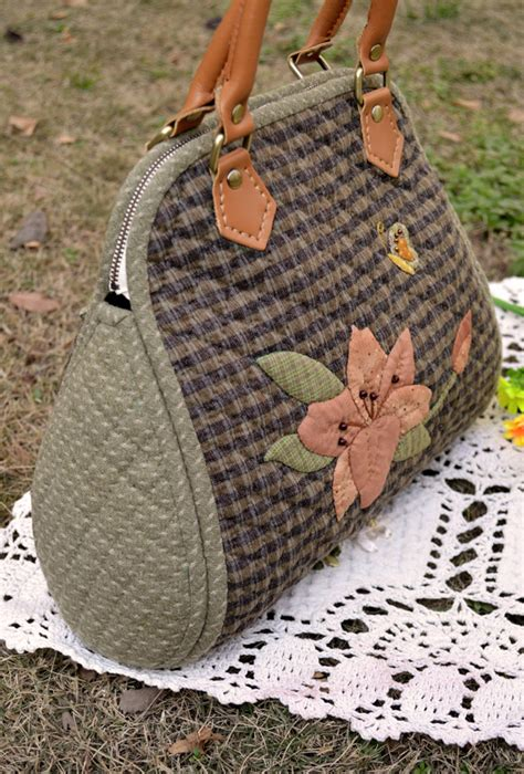 quilted bag japanese patchwork diy tutorial ideas
