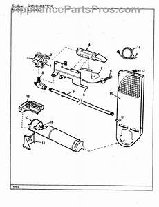 Parts For Admiral Adg20k3w  Gas Carrying  Rev  A-d  Parts