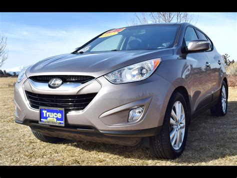 The 2012 hyundai tucson doesn't have the most powerful engine lineup in the class, nor the most cargo space, but reviewers were impressed with its stylish interior. Used 2012 Hyundai Tucson LIMITED **ONE OWNER** for Sale in ...
