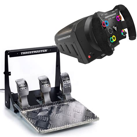 Thrustmaster Volante by Thrustmaster Ts Pc Racer Thrustmaster T3pa Pro Add On