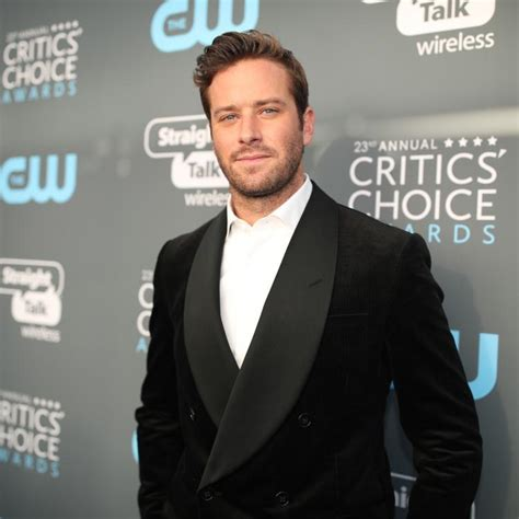Armie Hammer opens up about mental health struggles amid ...