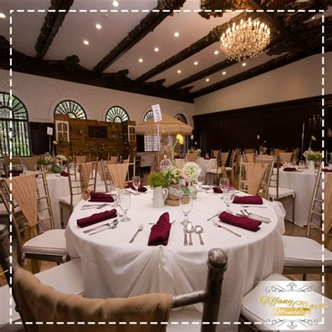 top  wedding venues  manila tiffany chairs rental