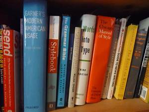 Your Favorite Books For Writers